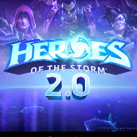 Heroes of the Storm Loading Screen