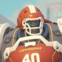Overwatch Summer Games Gridironhardt