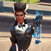 Overwatch 2 Years Anniversary - Magician Symmetra