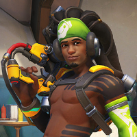 Overwatch Retribution - Equalizer Lucio Character and Weapon Skin