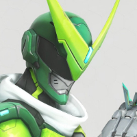 Overwatch 1 Year Anniversary - Sentai Genji Weapons