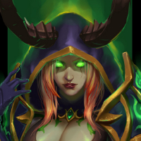 Demon Hunter Blood Elf
