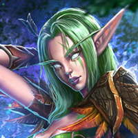 Hunter Night Elf
