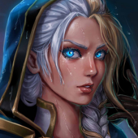 Jaina Proudmoore / Daughter of the Sea
