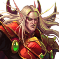 Blood Elf Male Warlock