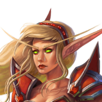 Blood Elf Sorceress