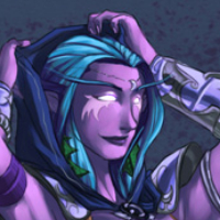 Young Tyrande Whisperwind
