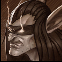 Sepia Style Portraits For Heroes of the Storm