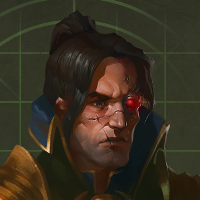 "Varian Wrynn ""Warcraft 40000 project"""
