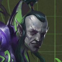 "Illidan Stormrage ""Warcraft 40000 project"""
