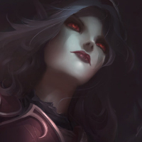 Sylvanas, the Dark Lady