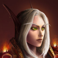 Blood Elf - Mage