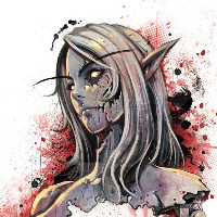 Undead Blood Elf