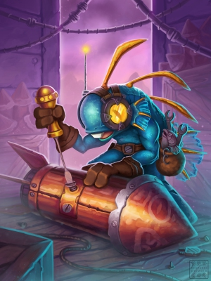 Murloc Rocket Scientist