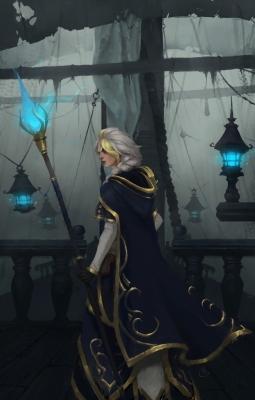 Jaina Proudmoore fan art