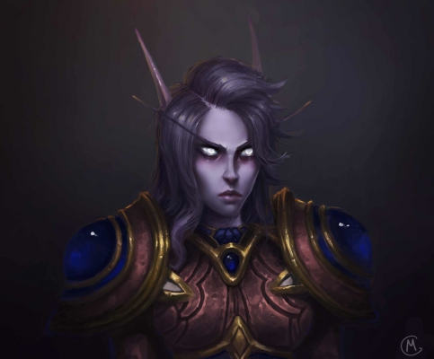 Void Elf - Sagrife