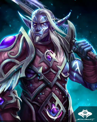 ...Nightborne Warrior...