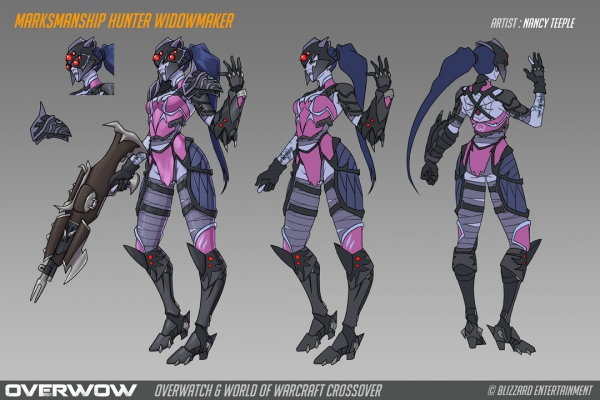 OverWoW Widowmaker